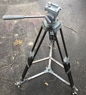 Libec TH-M20 Aluminum 2-Stage Tripod Mid Level Spreader w Head & DL-2 Dolly DL2