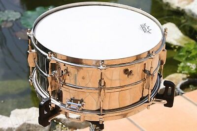 1930s Premier Dominion Ace Vintage Snare Drum - 14 x 6,5 CoB - Made in Britain -