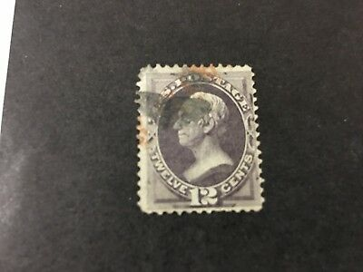 US Stamps Collection Scott#151 12c Used CV$220, good