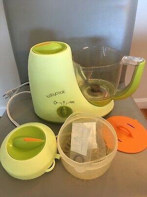 Beaba Babycook Original Baby Food Maker and Steamer