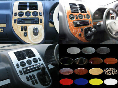 MERCEDES VITO / V-CLASS W638 1996-2003 - Dash Trim Kit RHD - 15 colours