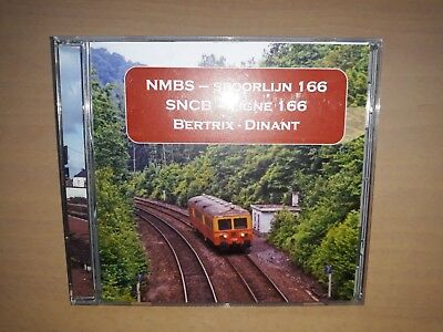 BERTRIX - DINANT / NMBS-SNCB : trajectvideo / cabride (DVD)