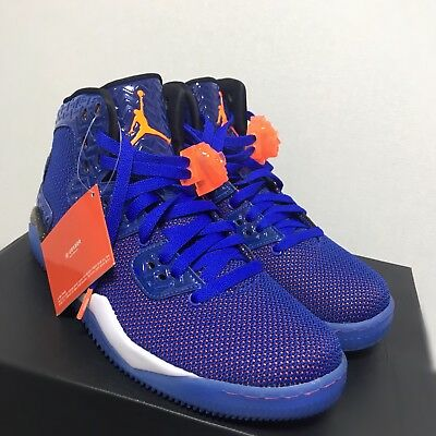competitive price 7eb60 0ebc4 Air Jordan Spike Forty PE Shoes 807541-405 Size 8 Game Royal Blue Limited