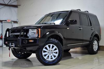 2009 LR3 LIFTED 4X4 OFF-ROADING 2009 Land Rover LR3 HSE LIFTED ARB BUMPER WINCH NAV HEATED SEAT MUST SEE