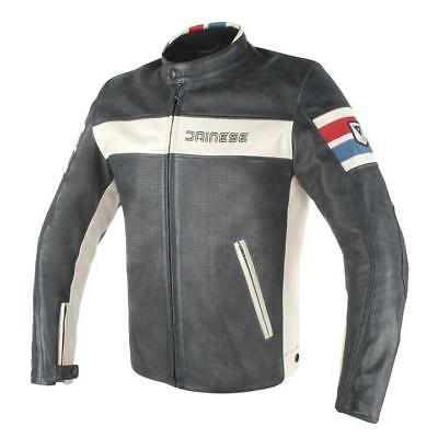 Dainese HF D1 Perforated Leather Men's Black( Size:48,56) PRE-SEASON CLEAROUT