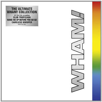 Wham The Final  Greatest Hits / Best Of    (CD)   **Brand New**  George Michael