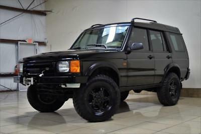 1999 Discovery LIFTED 4X4 OFFROADING 1999 Land Rover Discovery Series II LIFTED 4X4 FRONT & REAR BUMPER WINCH MUST SE