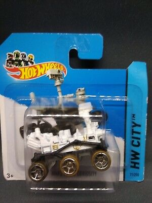 Hot Wheels HW City Mars Rover Curiosity ESC #2