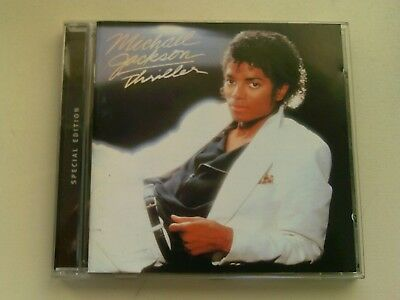 Michael JacksonThriller  - Special Edition CD   -  Gold coloured CD