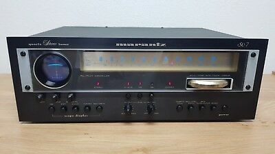 Marantz ST7 Professional Stereo AM/FM Scope Tuner *Mint Condition - Mega Rare*