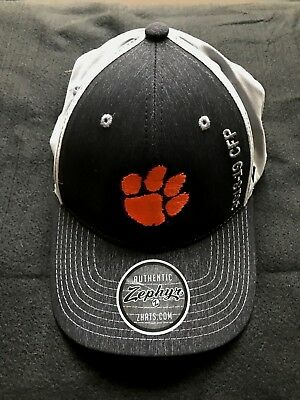 2018 Cotton Bowl Playoff Adjustable Hat by Zephyr Clemson Tiger Paw