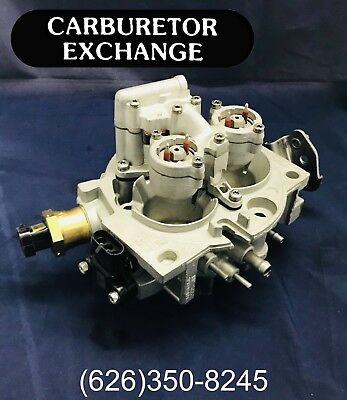 1991-1993 CHEVROLET & GMC S10 & T10 Throttle Body 4 3L