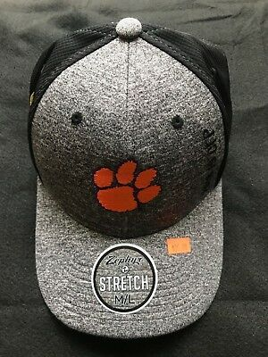 2018 Cotton Bowl Playoff Stretch Hat by Zephyr Clemson Tiger Paw