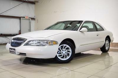 1998 Lincoln Mark Series -- HARD TO FIND LINCOLN MARK VIII 40K LOW MILES SUPER CLEAN MUST SEE