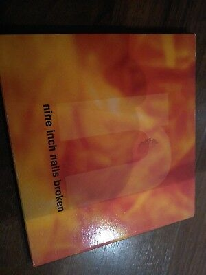 Nine Inch Nails - Broken EP - Nine Inch Nails CD LPVG The Cheap Fast Free Post