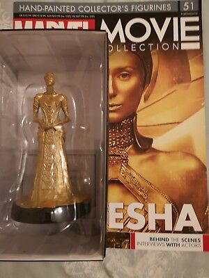 Marvel Movie Collection Eaglemoss Ayesha