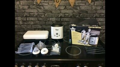 Tommee Tippee Express And Go Starter Set Brand New In Box Breastfeeding Kit