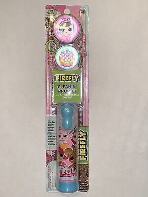 LOL Electric Toothbrush Soft 3+