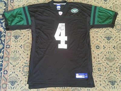 BRETT FAVRE NEW YORK JETS NFL APPROVED JERSEY by REEBOK size Adult 2XL