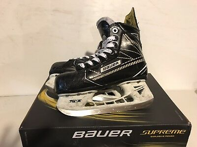 Bauer Supreme 1s Youth Size 12.5 Skates