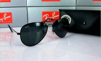 Ray-Ban Aviator Classic RB3085 Black 58 mm