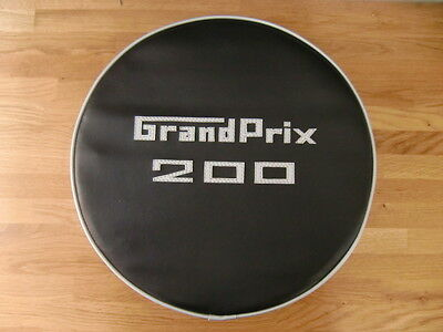 GP200 Scooter Wheel Cover