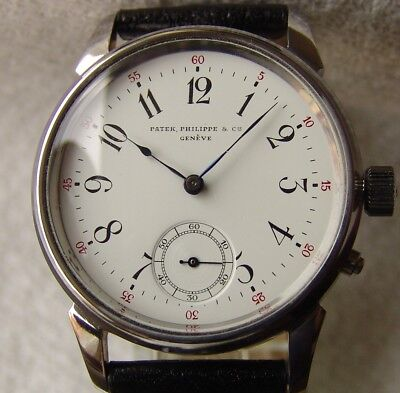 37mm PATEK PHILIPPE & Cie for Tiffany NewYork HIGH QUALITY VINTAGE MOVEMENT 1890