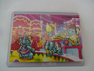 """1998 """" Puzzle """" H.Hippo Stars in der Manege - OR + BPZ"""