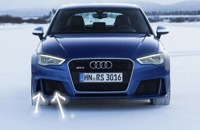 Audi Rs3 2013 to 2015 bumper Right Side Grill