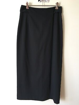 Vintage - COUNTRY ROAD WRAP SKIRT SIZE 10 - Made in Australia