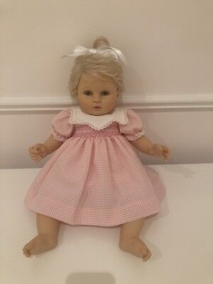 "Pauline Doll Limited Edition ""mandy"" 20 Inch Doll In Excellent Condition"