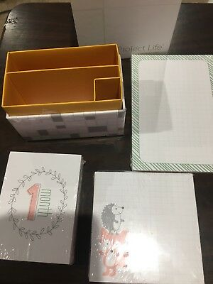 New- Stampin Up - HELLO BABY GIRL-Project Life -card Collection