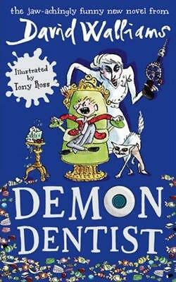 The Demon Dentist by David Walliams No.1 Bestseller New Paperback Book