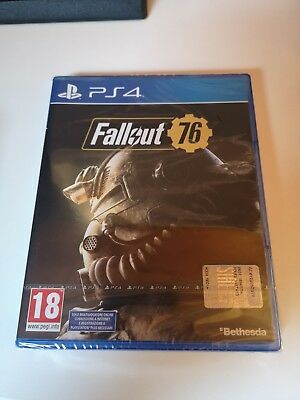 Fallout 76 Ps4 Nuovo