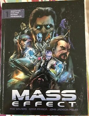 Mass Effect Omnibus Library Edition BRAND NEW SEALED *RARE* [Comic] Out Of Print
