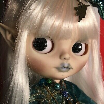 Juguetes Icy Faceplate Custom Doll Eliseodolls Matching In Colour