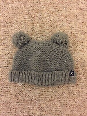 Joules Baby Hat 6-12 Months