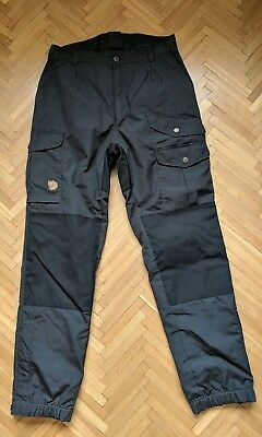 Fjallraven G-1000 Insulated Trekking Outdoor Trousers Size 40 Hydratic