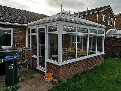 Conservatory - White, used.