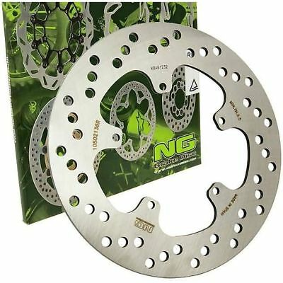 Bremsscheibe NG-Benelli Adiva 125, 150 hinten brake disc ng for benelli rear