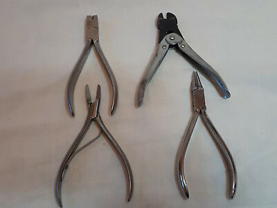 Selection of Podiatry Chiropody Tools / Nippers - Pre.Owned