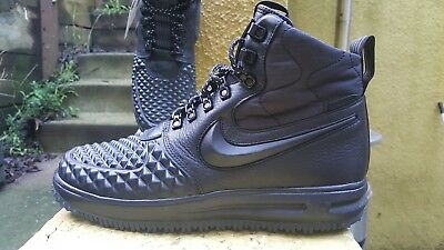 New  Nike  Lf1 Duckboot'17 Mens Athletic Shoes 916682 002  Color Black Size 9.5