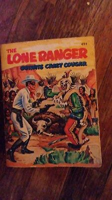 old comic books lot The Lone Ranger 1968,Donald Duck 1973,Lassie1968,Mad 1973