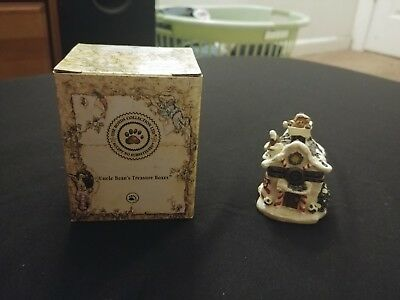 The Boyds Collection Kringles Sweet Retreat Trinket Box