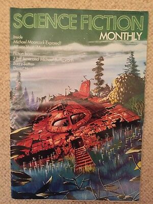 Science Fiction Monthly various issues