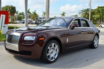 2013 Rolls-Royce Ghost  Feature Selection 1 Keyless Panorama Picnic Tables Assistance Rear Theater 20