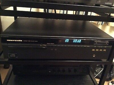 Marantz CD-50 Compact Disc Player Excellent Working Order.