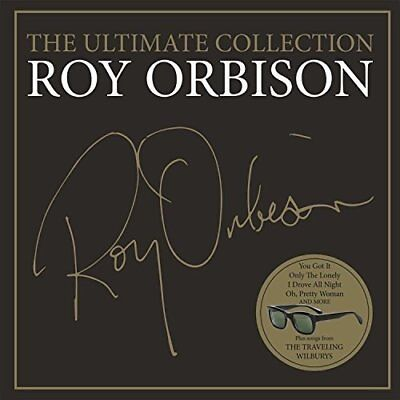 Roy Orbison  The Ultimate Collection    (CD)   Brand New!