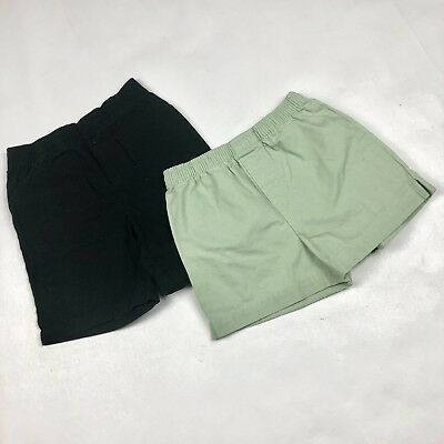 Kids Cotton Shorts, Lot Of 2 Toddler Summer Cotton Shorts, Size 24M
