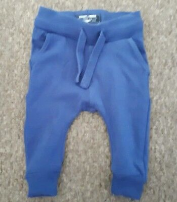 Next Baby Boys Joggers Trousers 3-6 Months